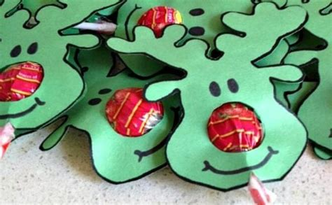 cute reindeer craft  food ideas kids  love