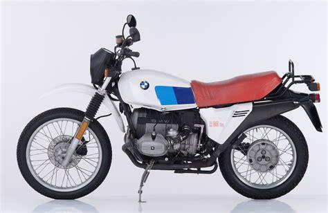 Motorrad R Der by Geburtsstunde Der Reiseenduro Die Bmw R 80 G S Tourenfahrer