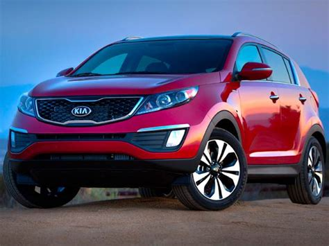 Kia Sportage Safety Best Safety Suvs Of 2013 Kia Sportage Kelley