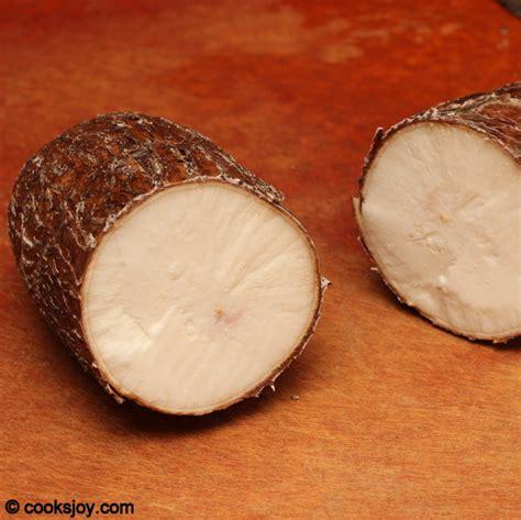 cooks joy how to prepare yucca root maravalli kilangu