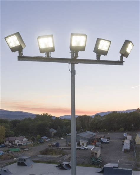 Recreational Baseball Field Lighting Packages Outdoor Field Lighting