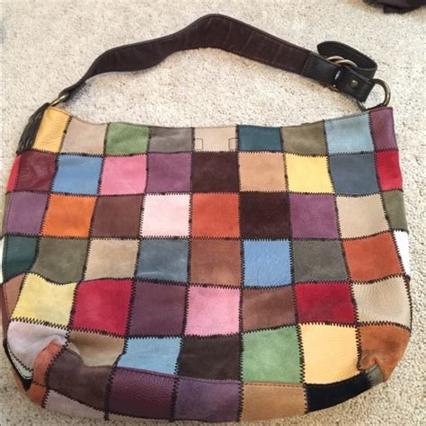 Lucky Brand Patchwork Hobo - 33 lucky brand handbags lucky brand patchwork hobo