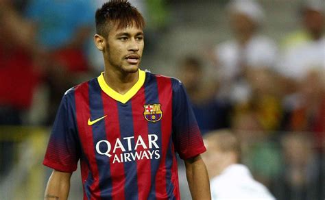 neymar s neymar quot i didn t wanted to wear any other jersey than
