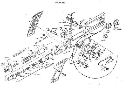 bb gun parts diagram powerline 693 co2 bb pistol wallpaper