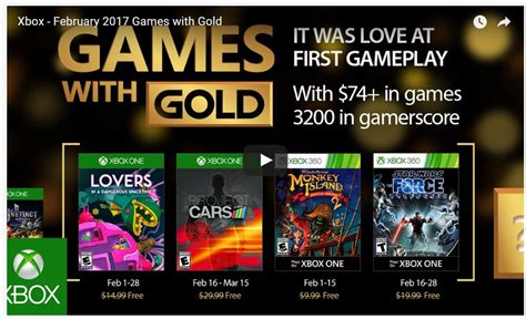 full free games xbox one free xbox live games with gold for february 2017 in a
