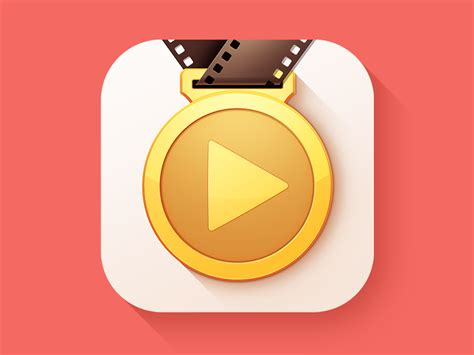 design icon for ios app coaching app icon design ios 8 by ramotion dribbble