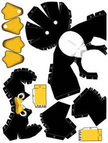 kumpulan papercraft and paper toys