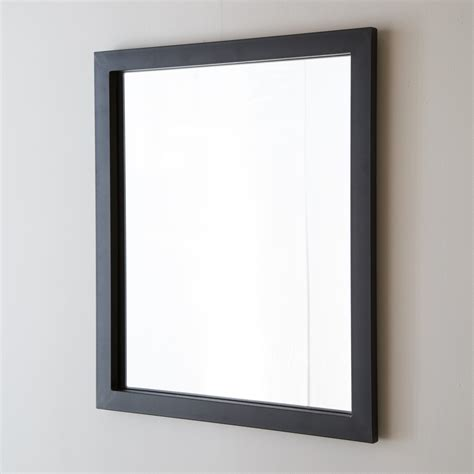 rectangle bathroom mirror havana 23 inch rectangular bathroom mirror mr508 native