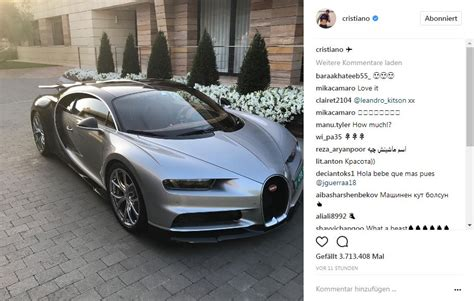 Auto Ronaldo by Abgefahren Hier Zeigt Cr7 Sein Neues Luxusauto Goal