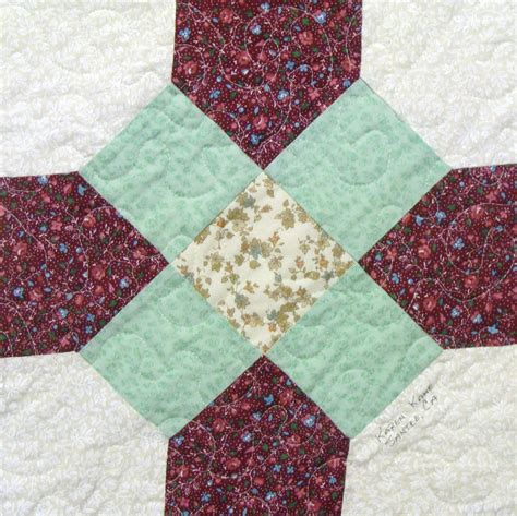 Facts About Patchwork - nifty fifty quilters of america third 50 state quilt block
