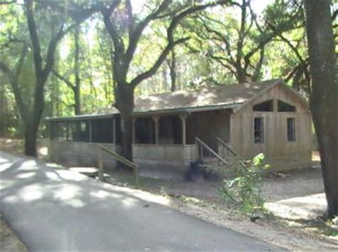 Suwannee River Cabins by Cabins