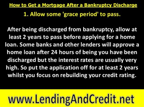 buying a house after bankruptcy buying a house after bankruptcy discharge 28 images can i buy a house after
