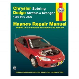 electric and cars manual 2004 dodge stratus spare parts catalogs 2004 dodge stratus parts replacement maintenance repair carid com