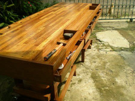 perabot kayu sederhana simply wood furniture