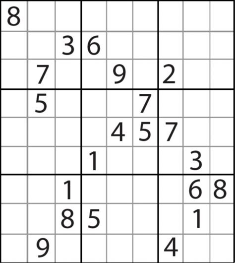 printable sudoku challenge true test of genius or monumental waste of time can you