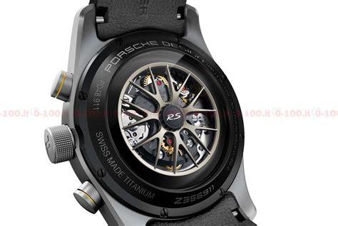 Porsche Chronograph by Porsche Design Chronograph 911 Gt2 Rs 0 100 It