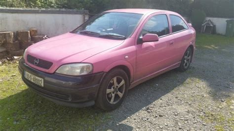 opel pink pink opel astra for sale for sale in cappamore limerick