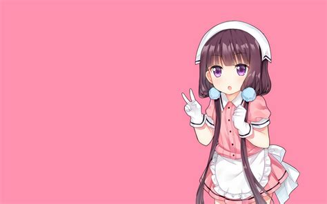K Anime Wallpaper by Blend S Anime Hd Wallpaper