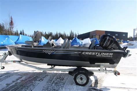 crestliner boats phone number crestliner discovery 1650 2016 new boat for sale in