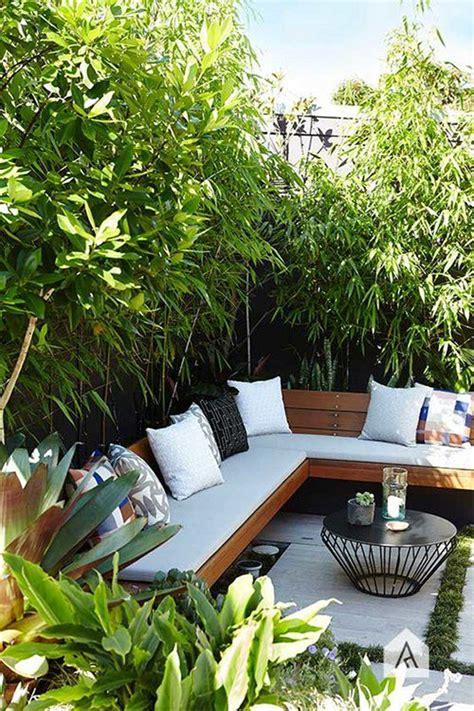 urban backyard oasis  tropical decor ideas home