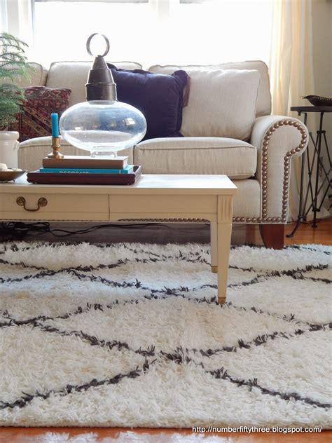 Vacuuming A Shag Rug by Number Fifty Three Living Room Update Rugs Usa Review