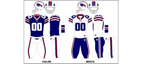 Kaos Sport Football Buffalo Bills Wordmark Logo 2011 Pres new buffalo bills uniforms leaked chris creamer s sportslogos net news and new logos