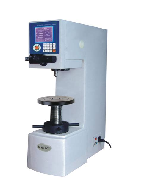 Brinell Hardness Tester Thb 62 5 by Digital Brinell Hardness Tester Shb 3000c