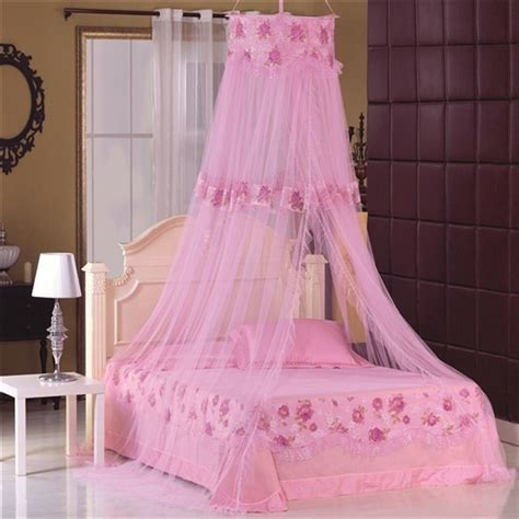 luxury canopy bed net princess castle bed mosquito net for