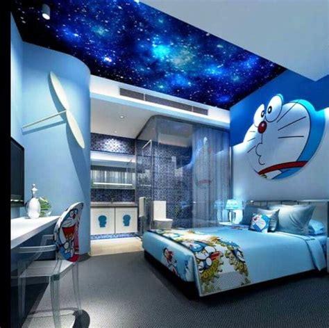 harga wallpaper kamar doraemon desain kamar tidur anak doraemon desain rumah minimalis