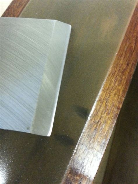 smooth honing steel review of a anant smooth plane a4