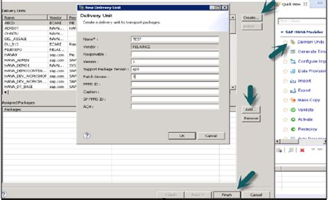 tutorialspoint hana sap hana export and import