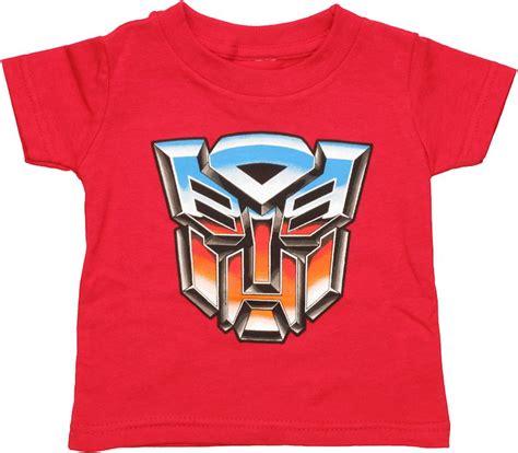 Tshirt Transformer Autobots 5 transformers autobot infant t shirt