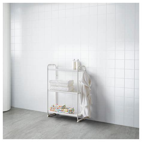 mulig shelving unit white 58x34x90 cm ikea