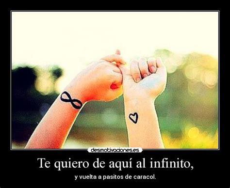 imagenes que digan te amo hasta el infinito y mas alla imagen de te quiero hasta el infinito imagui