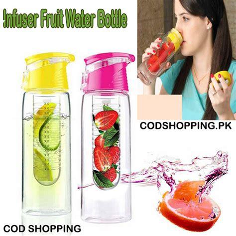 Detox Water Bottle Karachi by Nicer Dicer Plus Price Pakistan Shake N Take Blender