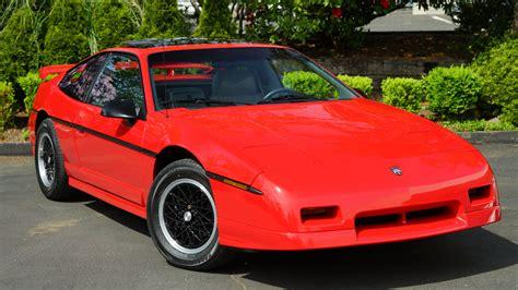 how do cars engines work 1986 pontiac fiero engine control 1986 pontiac fiero gt s155 portland 2016