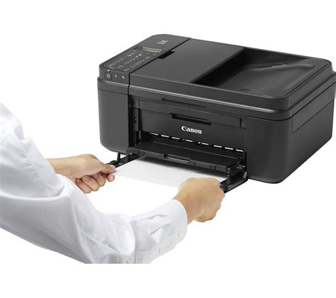 buy canon pixma mx495 all in one wireless inkjet printer with fax black pg 545 cl 546 tri