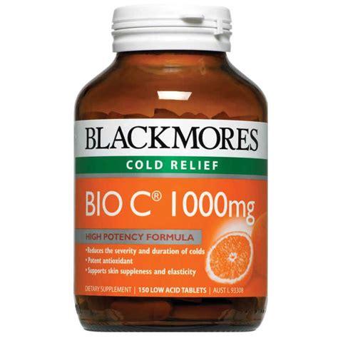 Blackmores Vitamin C buy blackmores bio c 1000mg 150 tablets vitamin c