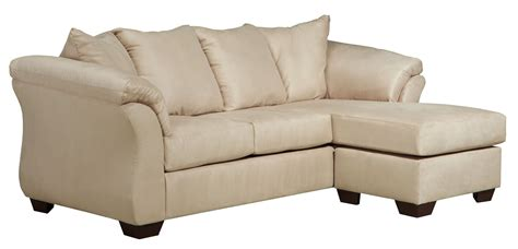 darcy sectional darcy stone chaise sectional 7500018 ashley furniture