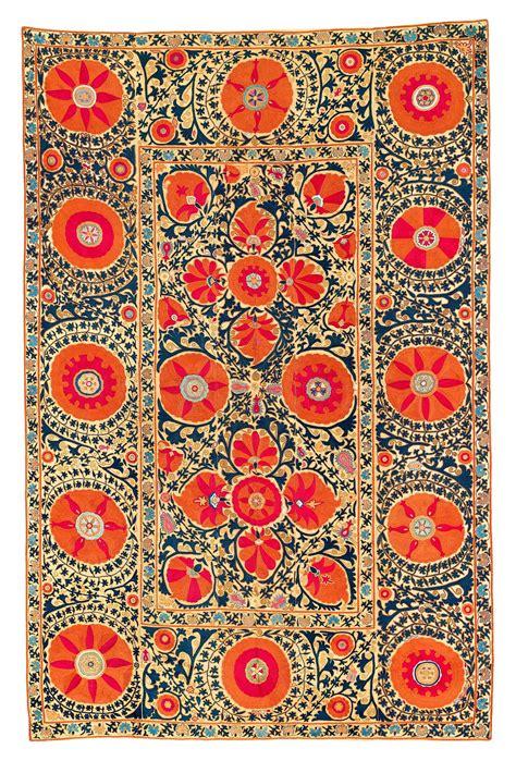 uzbek hand embroidered silk suzani one kings lane suzani rugs rugs ideas