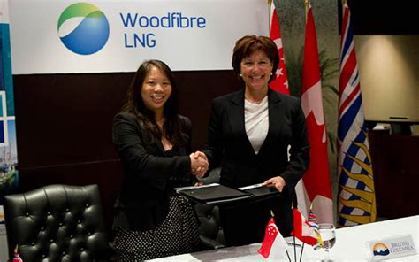 Letter Of Intent To Buy Lng Premier Signs Intent Letter With Woodfibre Lng Sea To