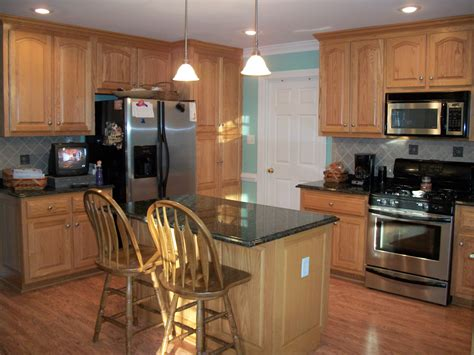granite kitchen countertops pictures kitchen backsplash