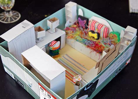 house diorama dandelion house homeschool diorama