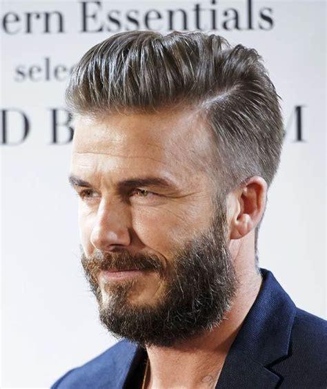 david beckham hairstyles and beard david beckham beard 24 reasons why we love david beckham