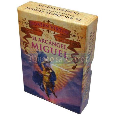 cartas adivinatorias del arcangel 2813203351 tarot arcangel miguel or