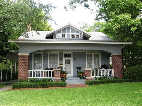 bungalow houses bungalow house design front porch and yard photo homescorner com