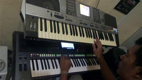Keyboard Yamaha Medan karo style yamaha feat technics