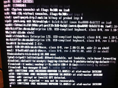 freenas gpt format error had to rebuild one drive in raid5 now freenas can t see