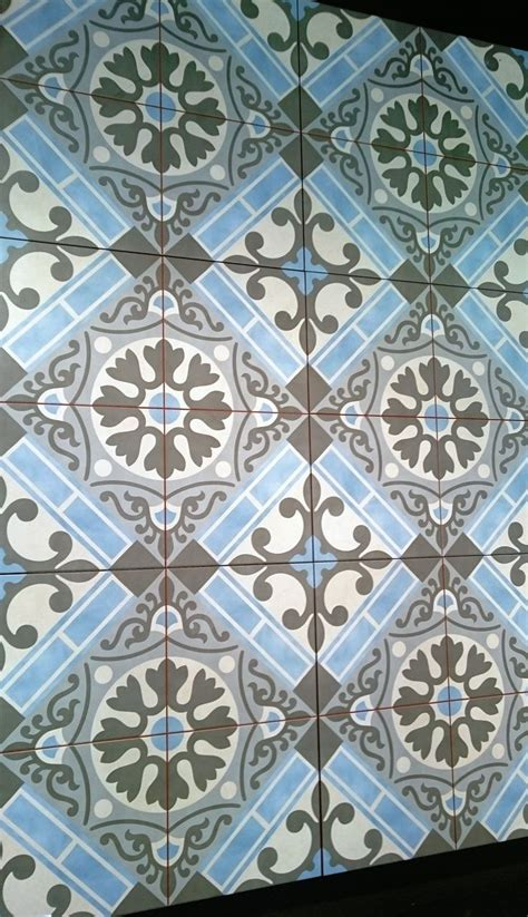 get this encaustic tile look with our twenties classic replica encaustic tiles from spain these hard wearing