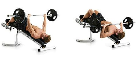 why do decline bench press chest mass workout 4 exercises for building the best